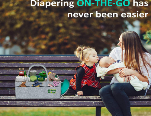 More Than A Baby Diaper Caddy